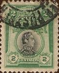 Stamps Peru -  Libertador Simón Bolivar