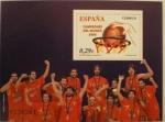 Sellos de Europa - España -  HB españa campeona del mundo de baloncesto