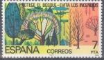 Sellos de Europa - España -  ESPAÑA 1978_2471 Protección de la naturaleza. Scott 2098