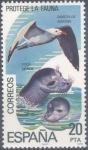 Sellos de Europa - España -  ESPAÑA 1978_2473 Protección de la naturaleza. Scott 2100