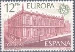 Stamps Spain -  ESPAÑA 1978_2475 Europa. Scott 2102