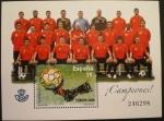Sellos de Europa - España -  HB españa campeona eurocopa 2008