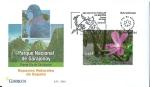 Stamps Spain -  Parque Nacional de Garajonay