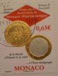 Sellos de Europa - Mónaco -  monaco numismatique