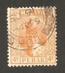 Stamps : Asia : Malaysia :  perak - sultan iskandar shah