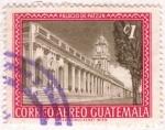 Sellos de America - Guatemala -  Palacio de Patzun