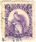 Sellos de America - Guatemala -  Quetzal
