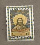 Stamps Vatican City -  Imagen Cristo