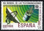 Sellos de Europa - España -  2523 Día Mundial de las Telecomunicaciones.