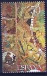 Sellos de Europa - España -  2588 Tapiz de la Creación. (sello 4)