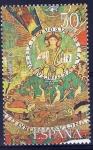 Sellos de Europa - España -  2589 Tapiz de la Creación, Gerona. (sello 5)