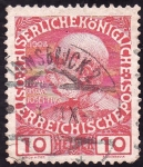 Stamps America - Austria -  FRANCISCO JOSE