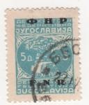 Stamps : Europe : Yugoslavia :  ESCRITURA YUGOSLAVA