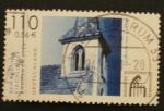 Sellos de Europa - Alemania -  dorfkirche von canzow
