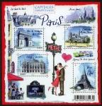 Stamps Europe - France -  FRANCIA -  París, orillas del Sena