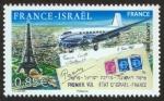 Stamps France -  FRANCIA -  París, orillas del Sena