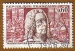 Stamps France -  TRICENTENAIRE L'ACADEMIE DES SCIENCES