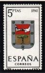 Stamps Spain -  1964 Ifni Edifil 1551