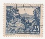 Stamps : Europe : Germany :  PAISAJE