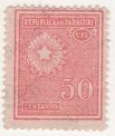 Stamps : America : Paraguay :  U P U
