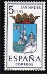 Stamps Spain -  1965 Santander Edifil 1636