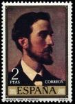 Stamps Spain -  Eduardo Rosales y Martín