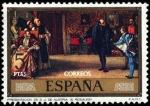 Sellos de Europa - España -  Eduardo Rosales y Martín