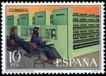 Sellos de Europa - España -  Servicio de Correos