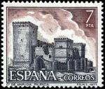 Sellos de Europa - España -  Serie turistica