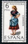 Stamps Spain -  1970 Pontevedra Edifil 1950