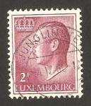 Stamps Luxembourg -  Gran Duque Juan