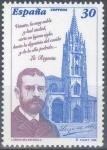 Sellos de Europa - España -  ESPAÑA 1996_3456 Literatura española. Personajes de ficción. Scott 2874