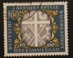 Stamps Germany -  passion