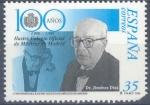 Stamps Spain -  ESPAÑA 1998_3543 Centenario del Ilustre Colegio Oficial de Médicos de Madrid. Scott 2942