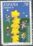 Sellos de Europa - España -  ESPAÑA 2000_3707 Europa 2000. Scott 3036