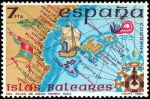 Stamps Spain -  España Insular