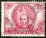 Sellos del Mundo : Oceania : Australia : CENTENARY OF MICHELLES EXPLORATION OF CENTRAL QUEENSLAND