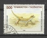 Stamps Asia - Tajikistan -