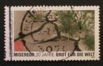 Stamps Germany -  brot eur die welt