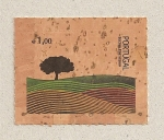 Stamps Portugal -  Alcorneque