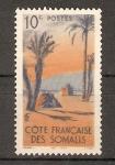 Stamps Somalia -  TIENDA  DE  CAMPAÑA