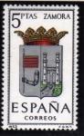 Stamps Spain -  1966 Zamora Edifil 1700