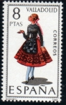 Stamps : Europe : Spain :  1971 Valladolid Edifil 2015