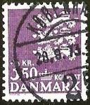 Sellos del Mundo : Europa : Dinamarca : KGL. POST