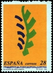 Stamps Spain -  Día mundial del medio ambiente