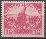 Sellos de Europa - Austria -  AUSTRIA 1915 Scott B5 Sello ** Siegegun 10h Osterreich Autriche