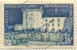 Stamps France -  Chateau de Villandry