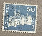 Sellos de Europa - Suiza -  Neuchatel