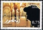 Sellos de Europa - España -  Milenario de la muerte de Almanzor