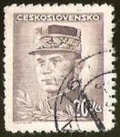 Sellos del Mundo : Europa : Checoslovaquia : SOLDADO..
